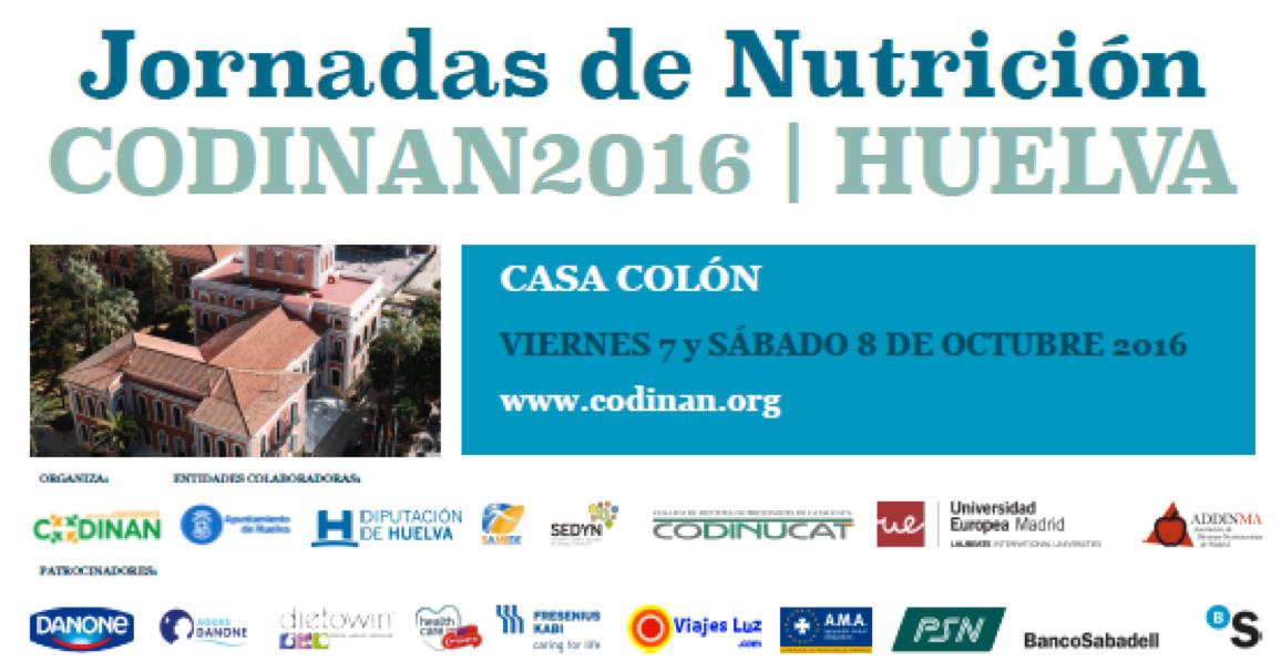 Jornadas CODINAN 2016