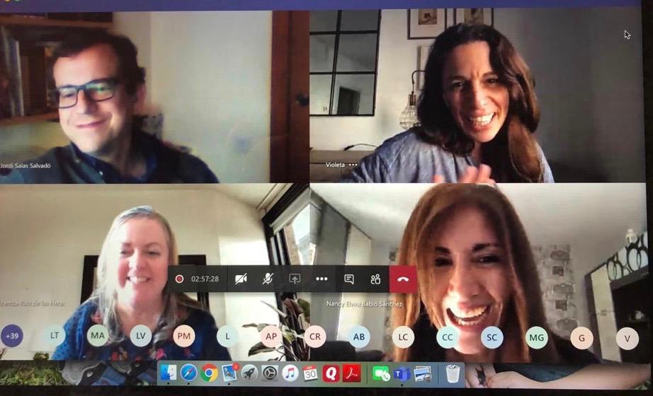 Celebrado nuestro WEBINAR Encuentro con expertos: Nutrición, Dieta y COVID19